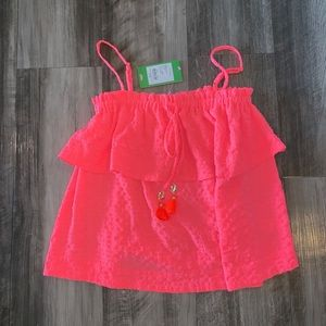 NWT Lilly Pulitzer Mays Top Size XS